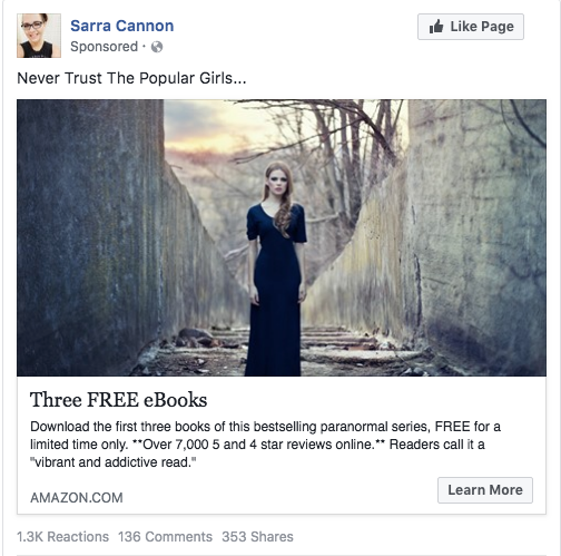 Beautiful-Demons-Facebook-Ad