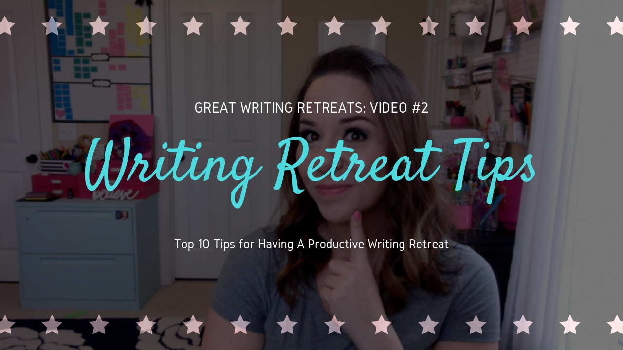 Top 10 Tips For A Successful Writing Retreat