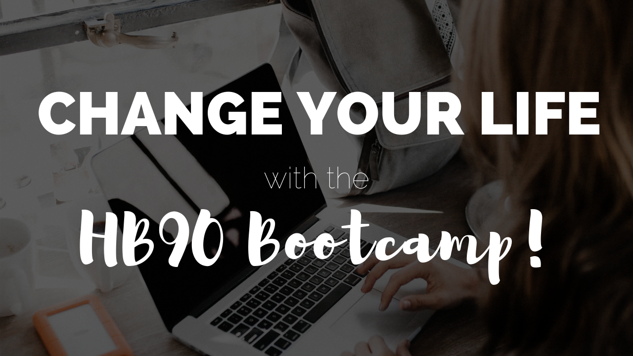 HB90 Bootcamp Is Open For Enrollment!