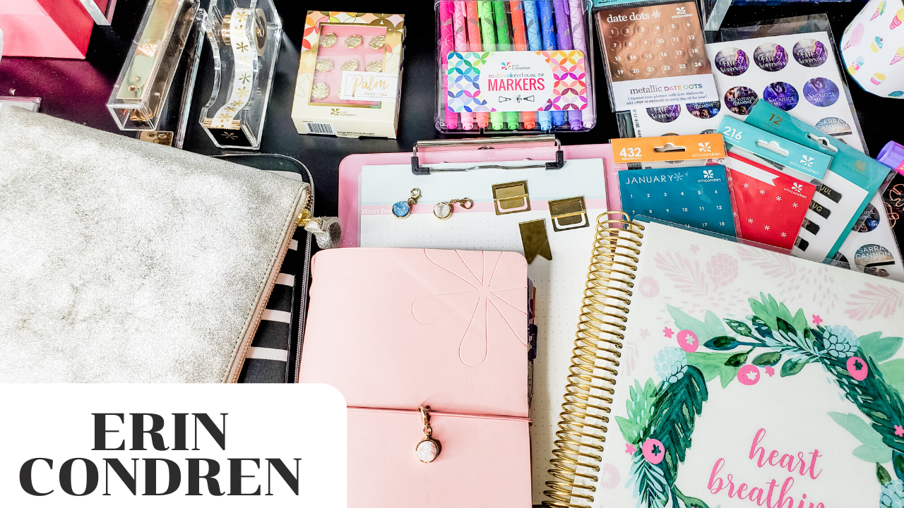 Erin Condren Must-Haves!