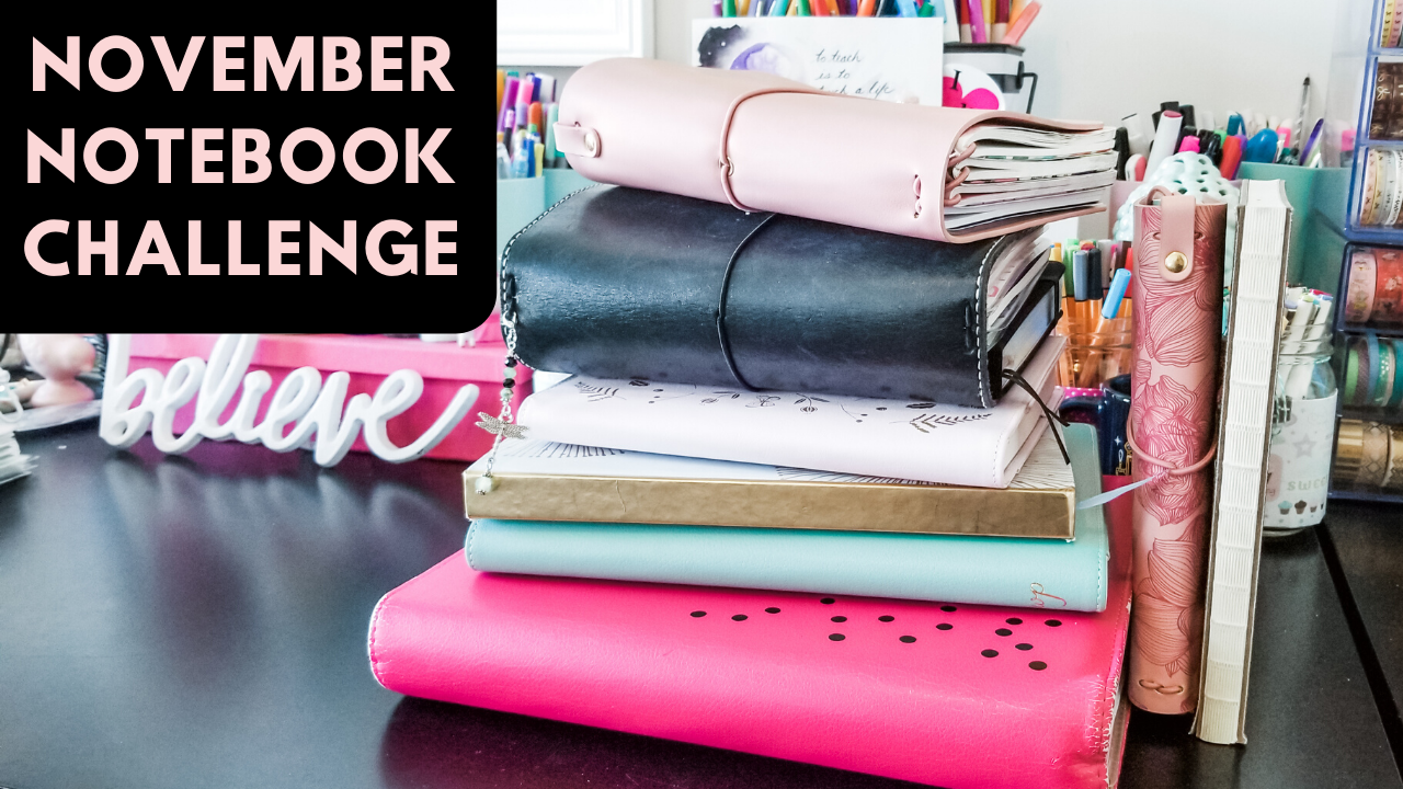 The Heart Breathings Notebook Challenge