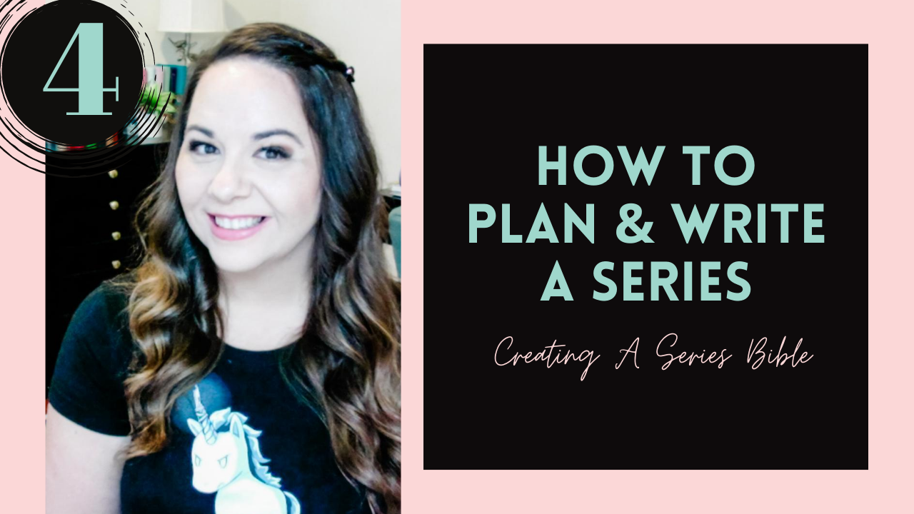 How To Create A Series Bible (How To Plan & Write A Series, #4)